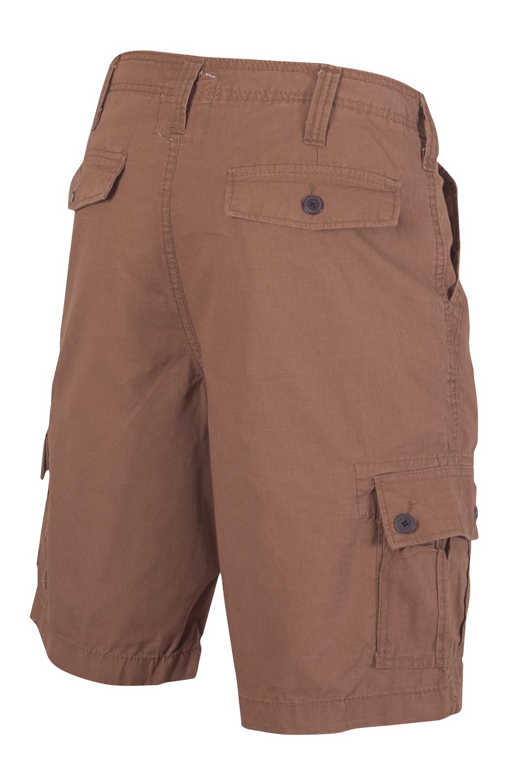 Купить шорты карго с карманами