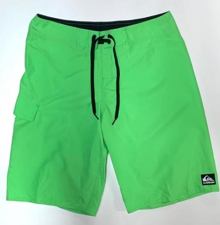 Шорты мужские летние светло-зеленого цвета