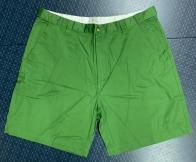 Шорты мужские летние зеленого цвета