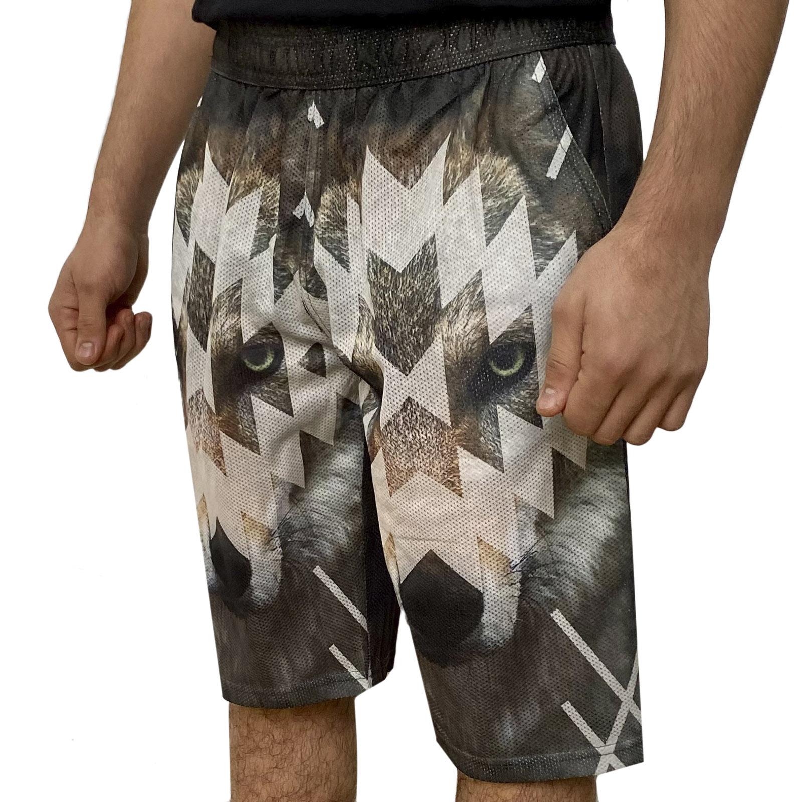Шорты мужские от бренда Septwolves