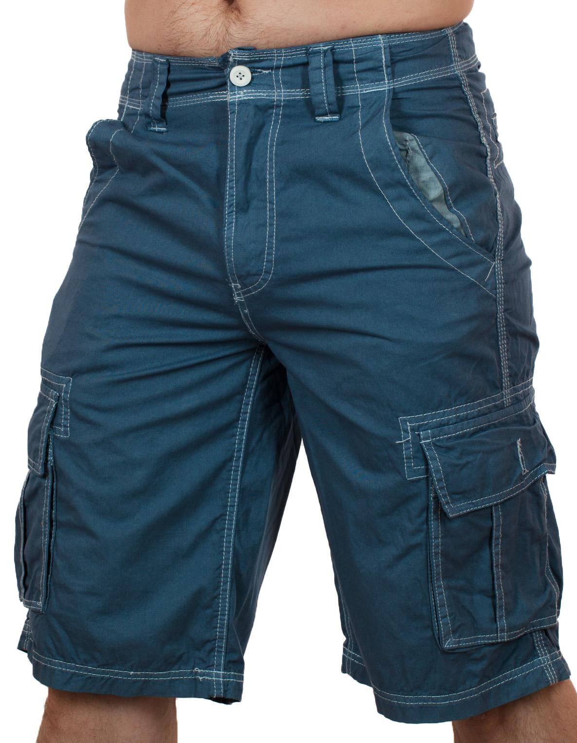 Эксклюзивные мужские шорты карго от Denim House