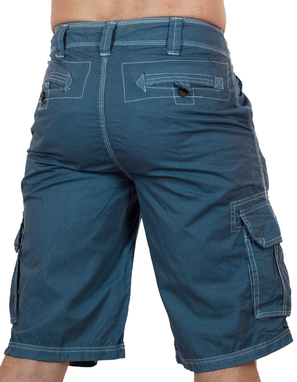 Эксклюзивные мужские шорты карго от Denim House по выгодной цене