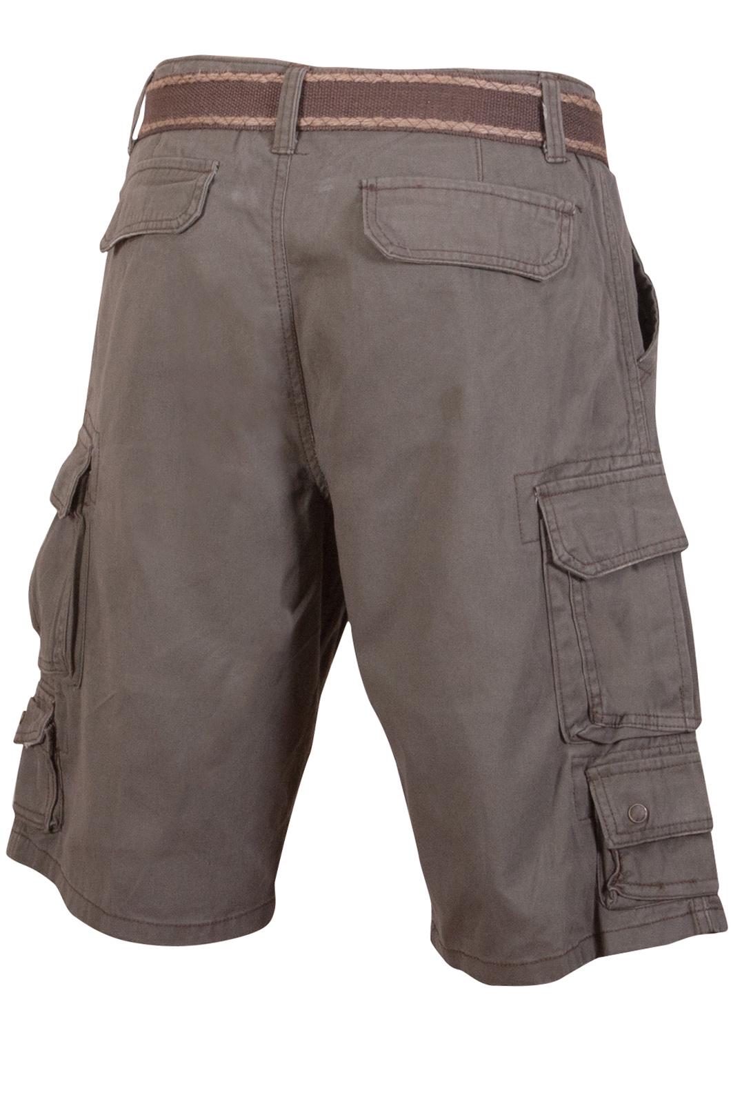 Купить шорты мужские с карманами