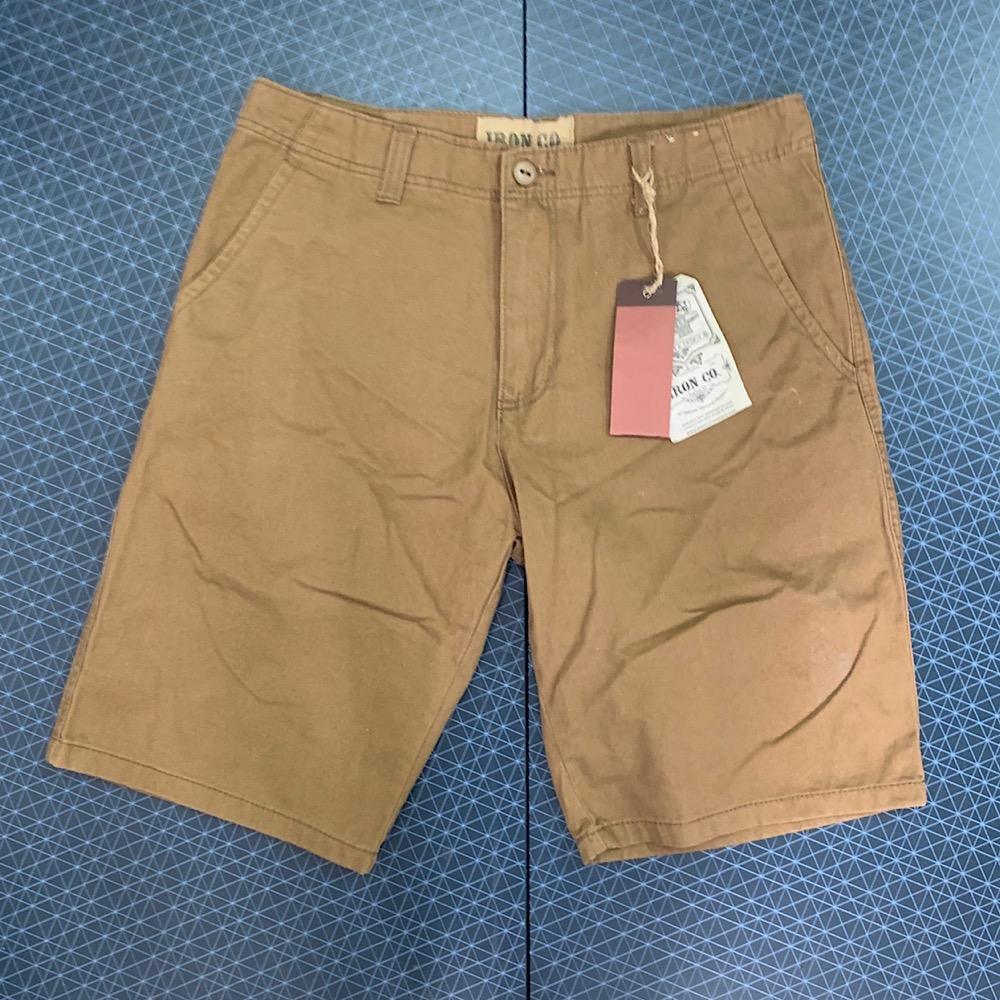 Шорты мужские с карманами от  IRON CO