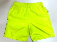 Шорты мужские ярко-лимонного цвета