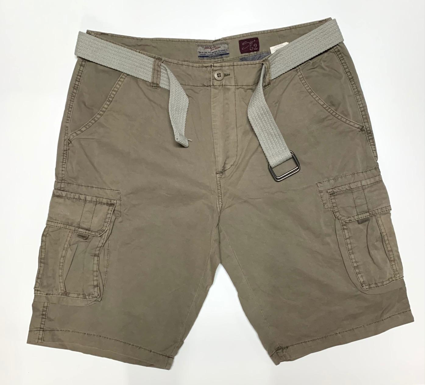 Шорты мужские зачетные с накладными карманами