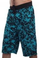 Зимние мужские шорты на флисе от Vibes Gold Jogger.
