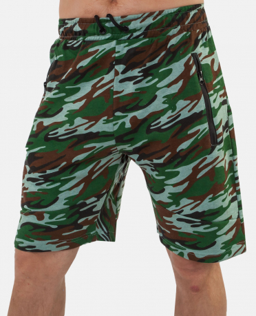 Мужские камуфляжные шорты New York Athletics Club