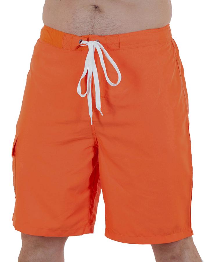 Купить мужские шорты оранжевые от бренда Merona™