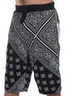Длинные мужские шорты на флисе от ТМ Vibes Gold Jogger