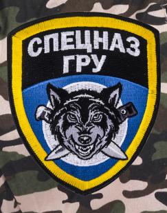 Армейские шорты парней из Спецназа ГРУ