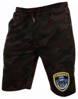 Форменные шорты парней из ГРУ