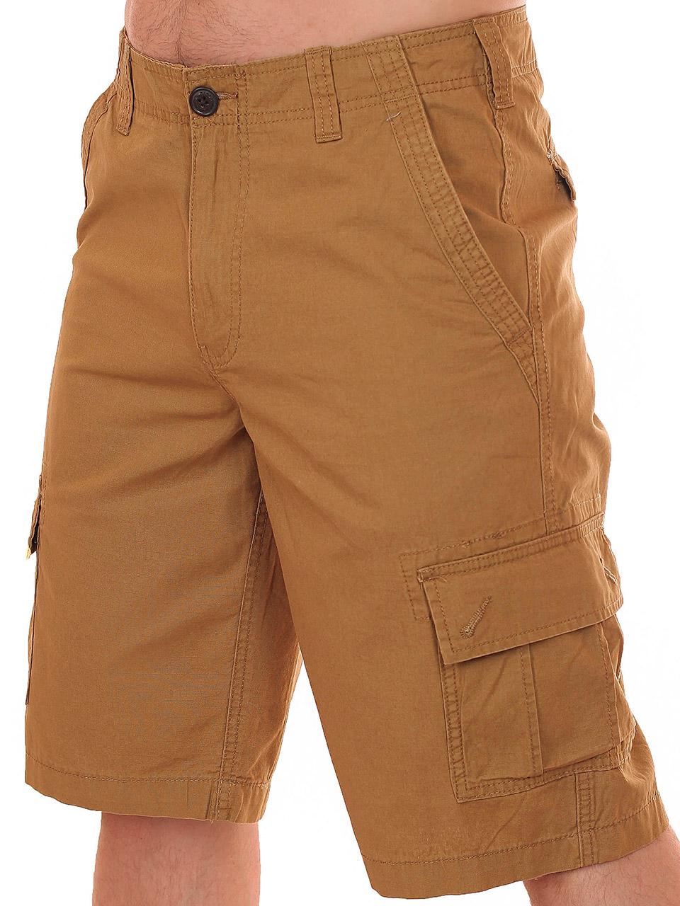 Брендовые мужские шорты хаки-песок от Urban (США)
