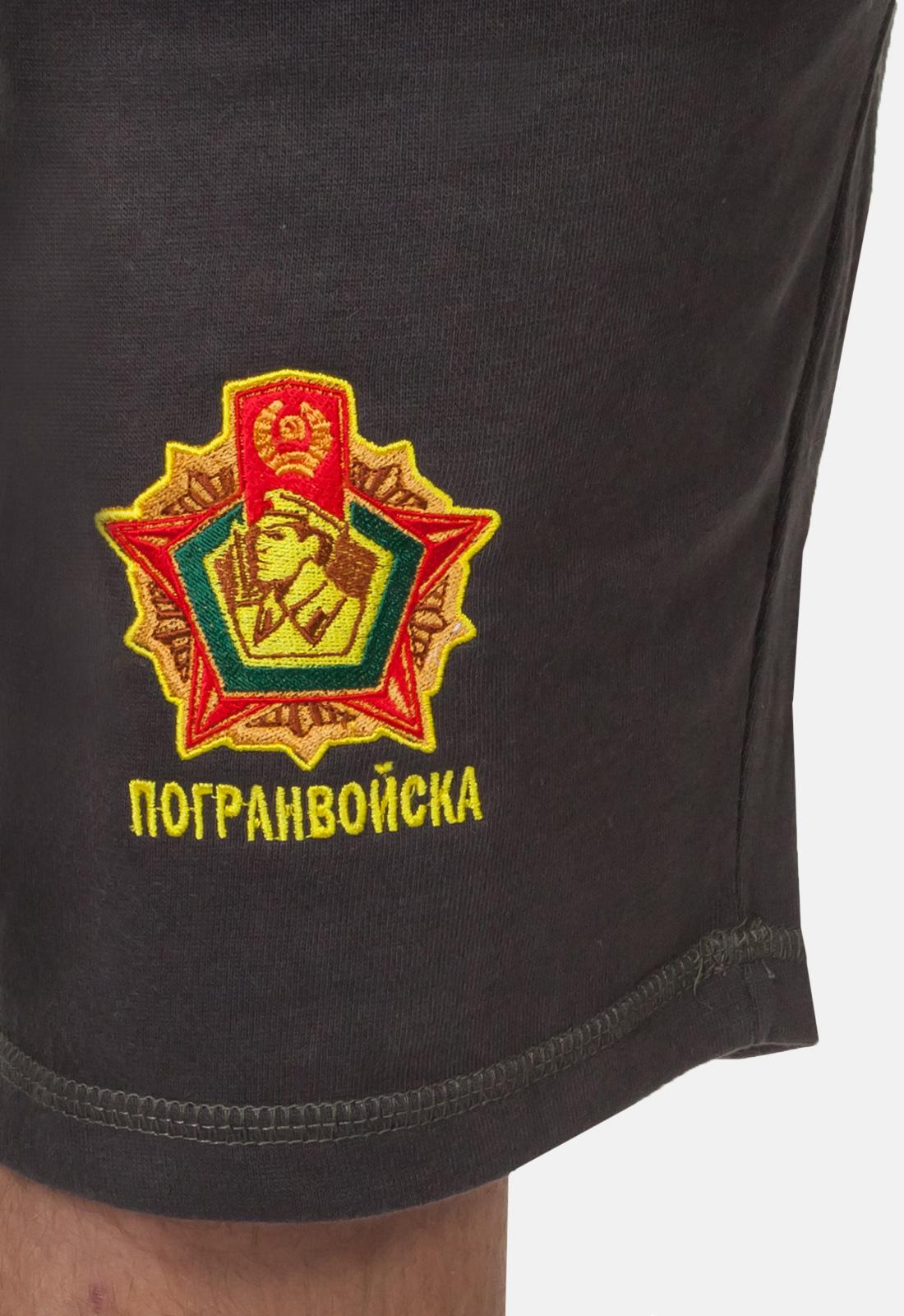 Армейские шорты для подразделений Погранвойск