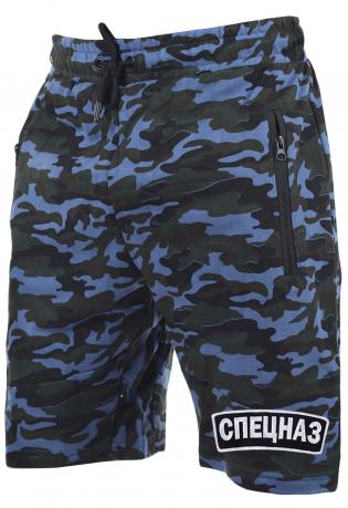 Мужские шорты камуфляж New York Athletics для подразделений Спецназа