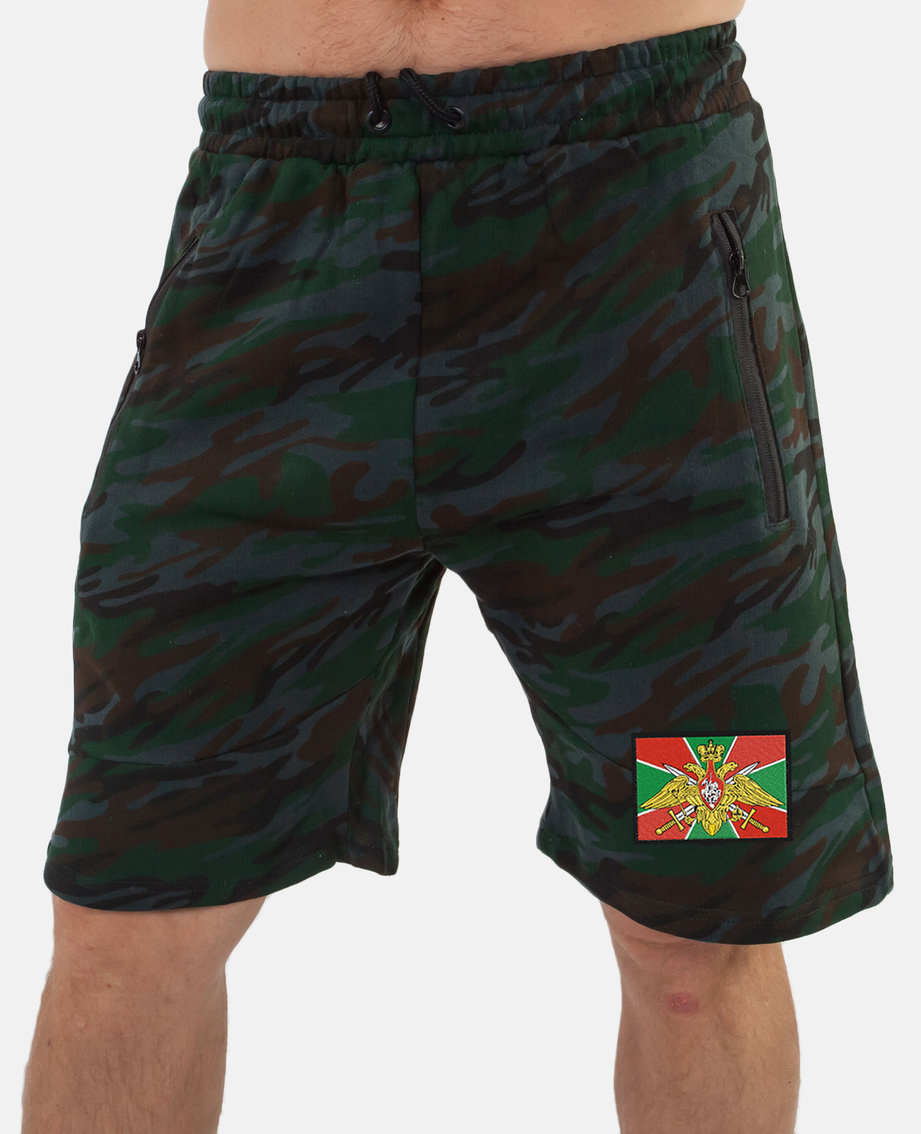 Мужские шорты камуфляж недорого онлайн