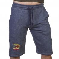 Уютные мужские шорты с рыболовной символикой