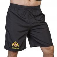 Мужские уставные шорты с символикой Росгвардии