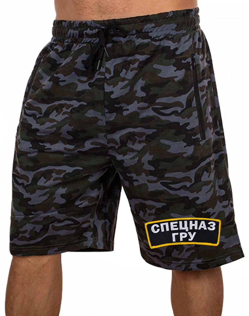 Купить в интернет магазине Военпро армейские спецназовские шорты ГРУ