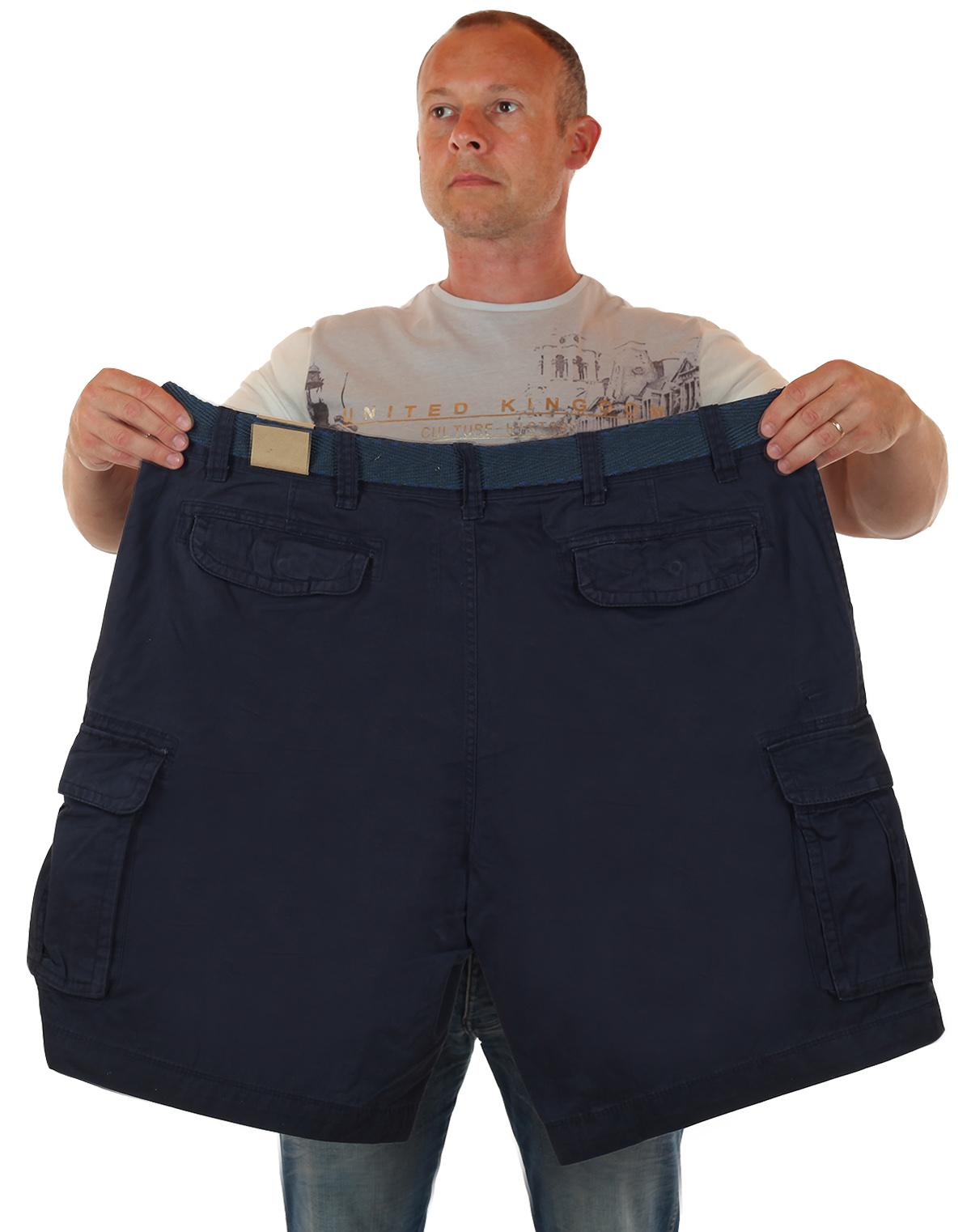 Заказать шорты темно-синего цвета мужские по выгодной цене