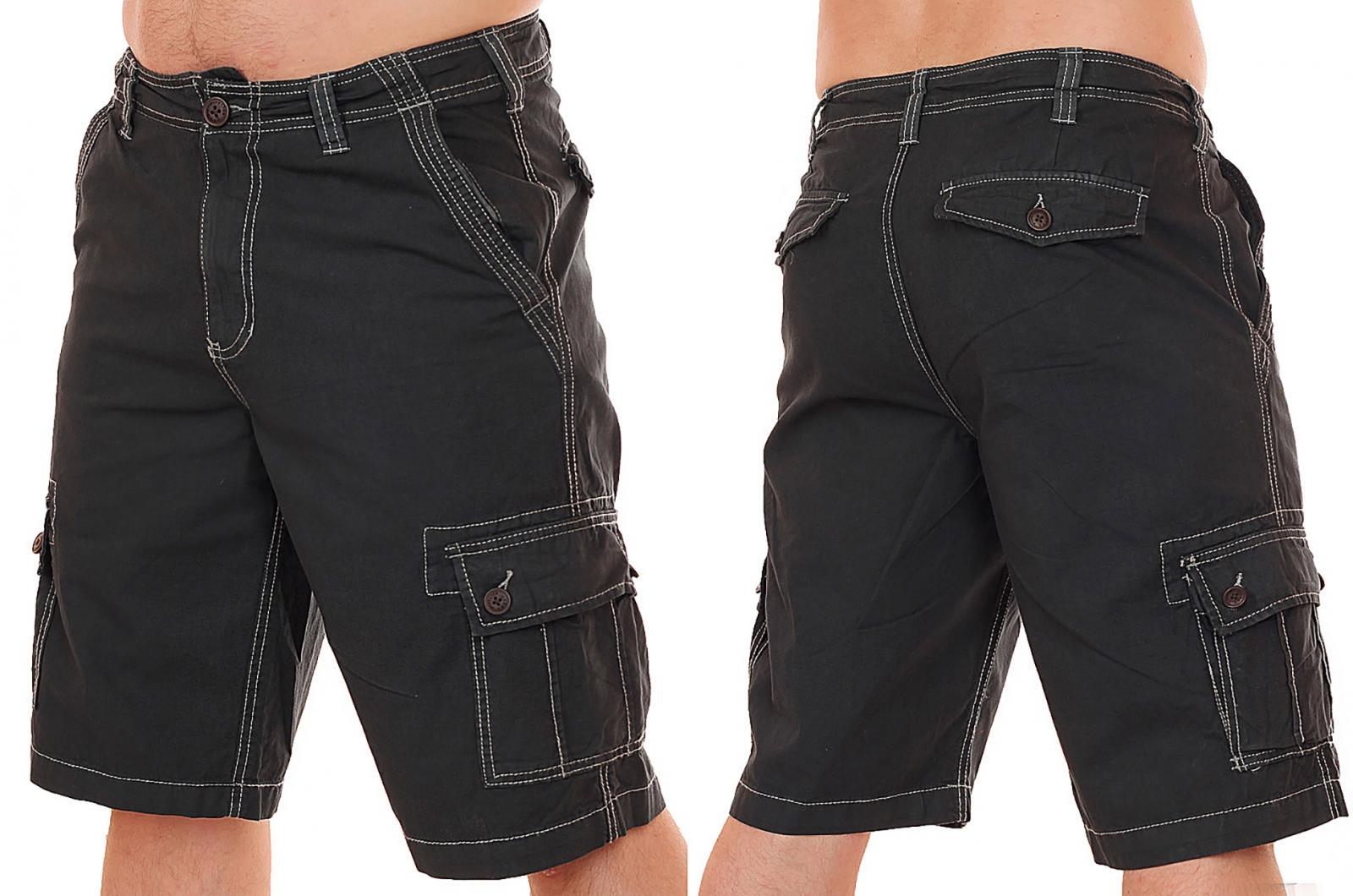 Заказать универсальные мужские шорты Карго от Urban