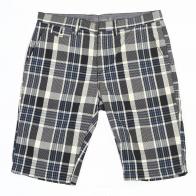 Стильные мужские шорты в клетку от ТМ Semir.