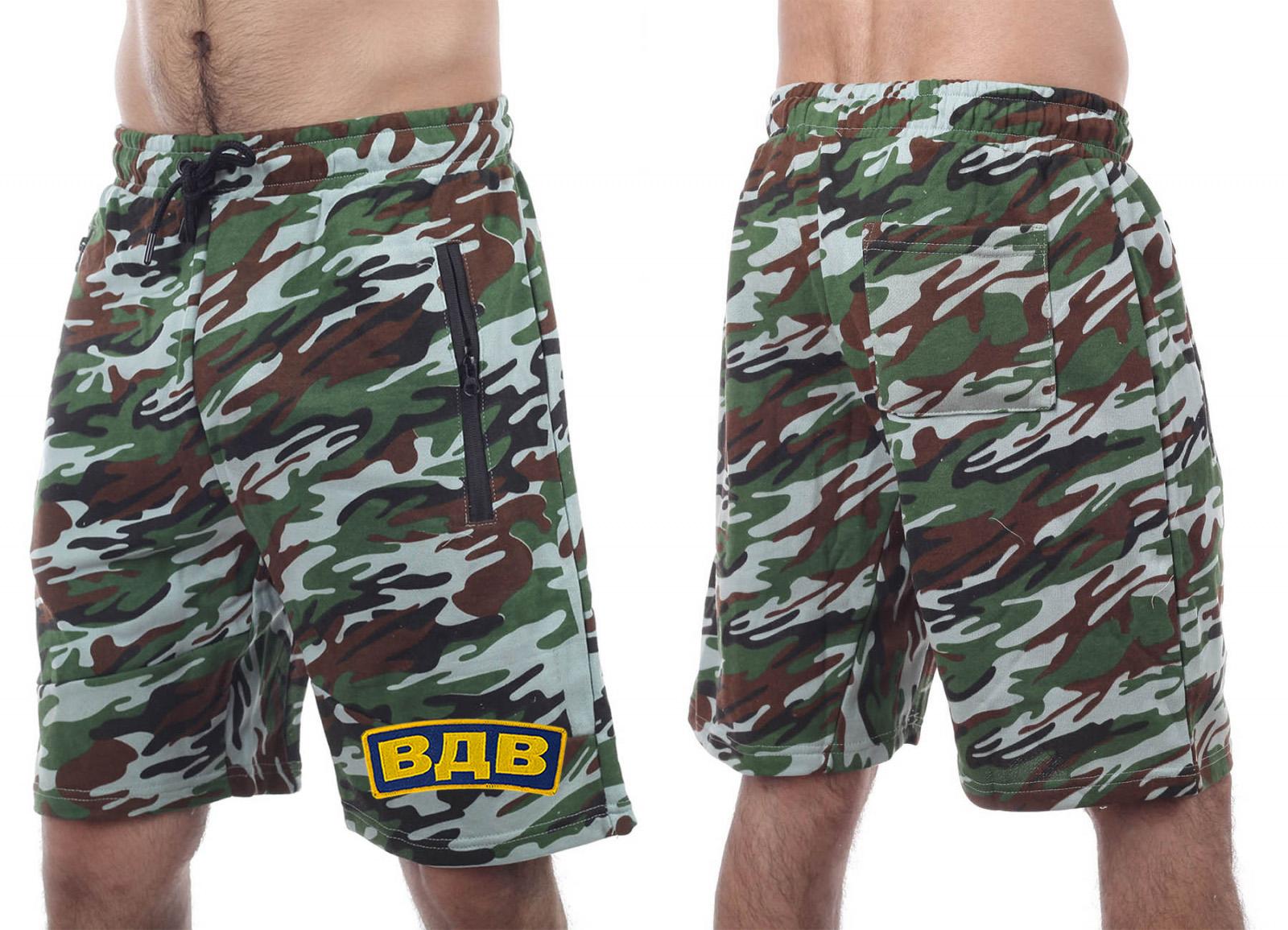 Армейские мужские шорты ВДВ от гуру стиля милитари – ТМ New York Athletics.