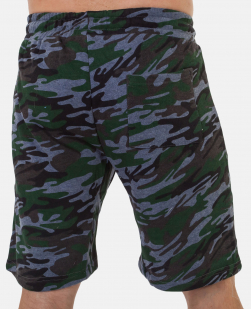 Мужские шорты с карманами – военный тренд от New York Athletics.