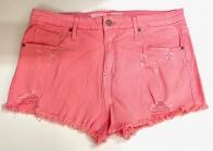 Шорты женские розового цвета