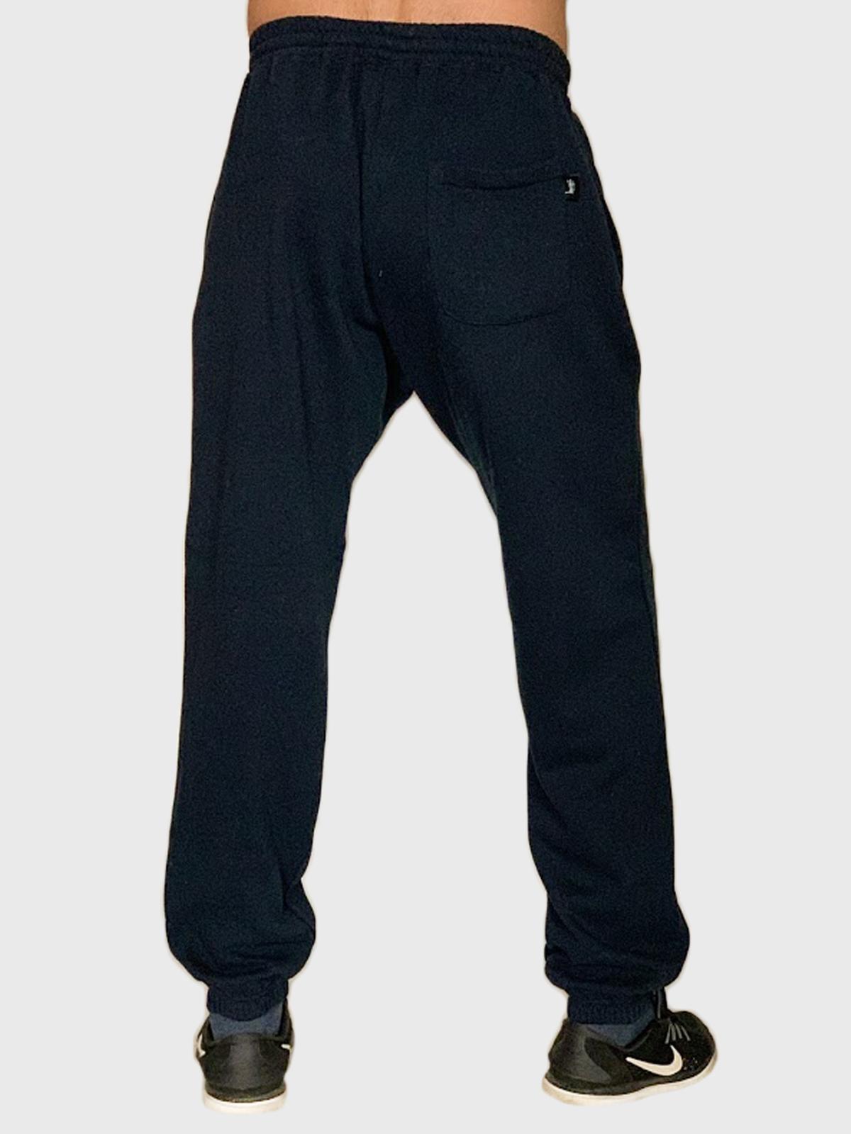 Брендовые мужские штаны с резинкой внизу