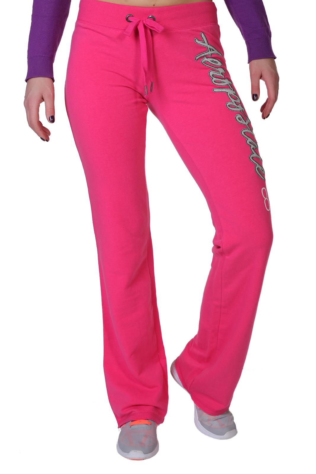 Купить утепленные флисом женские спортивные брюки клеш