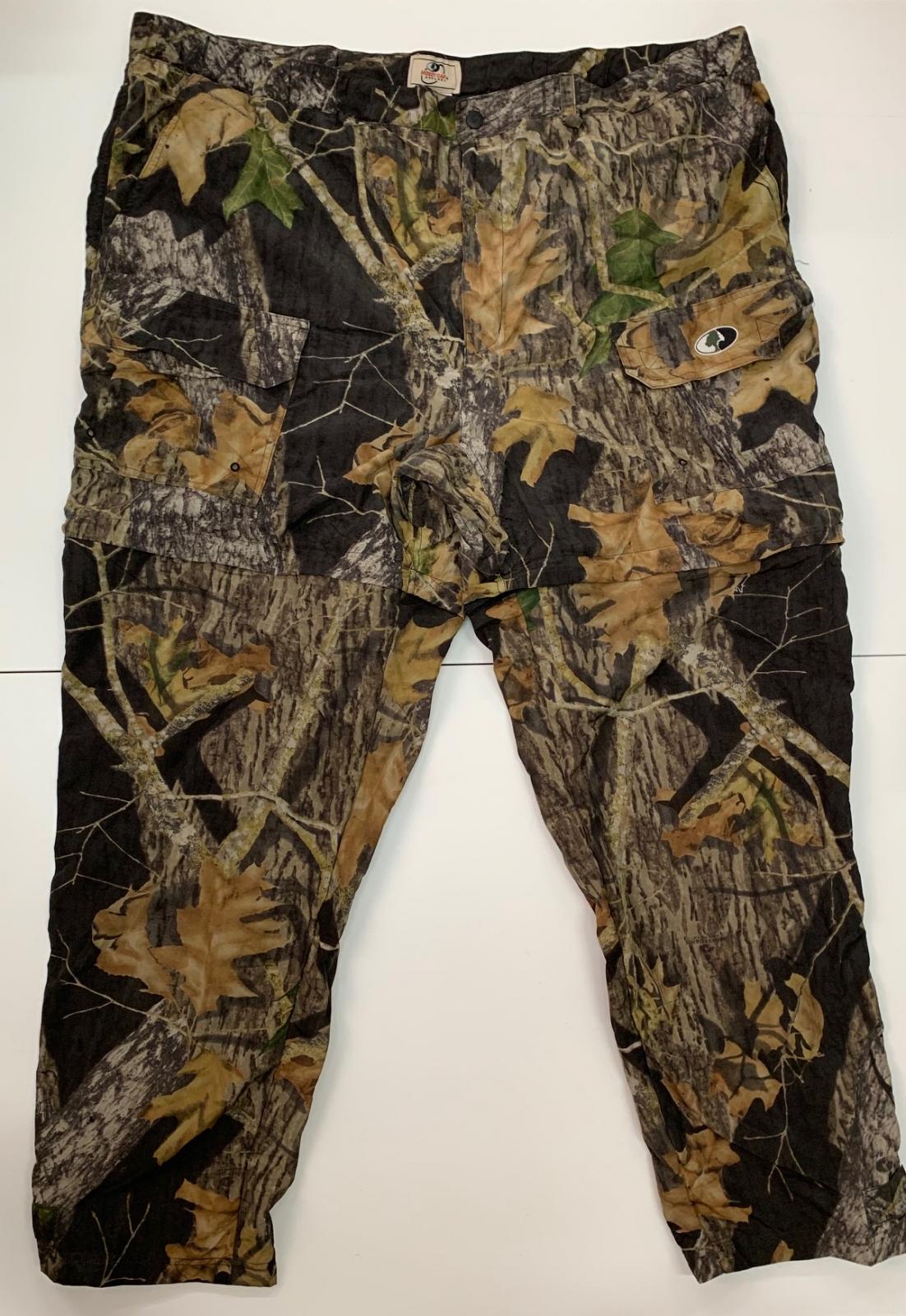 Штаны-шорты камуфляжные мужские от бренда RUSSELL OUTDOORS