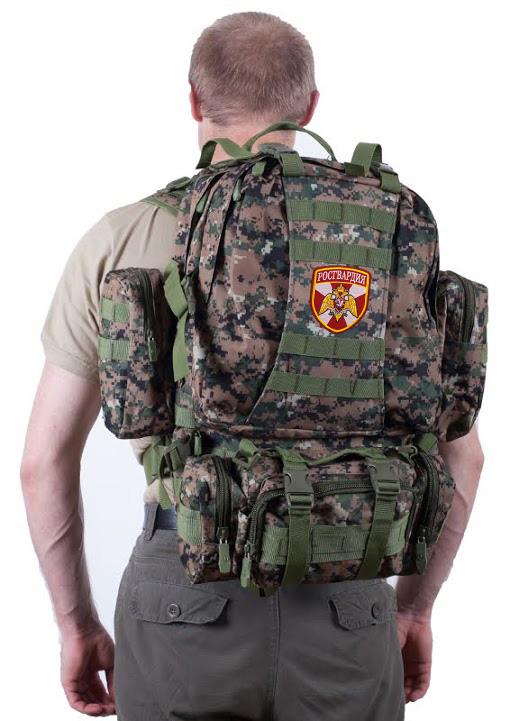 Штурмовой армейский рюкзак US Assault Росгвардия - заказать в подарок