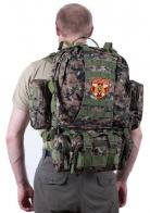 Штурмовой армейский рюкзак US Assault Росгвардия