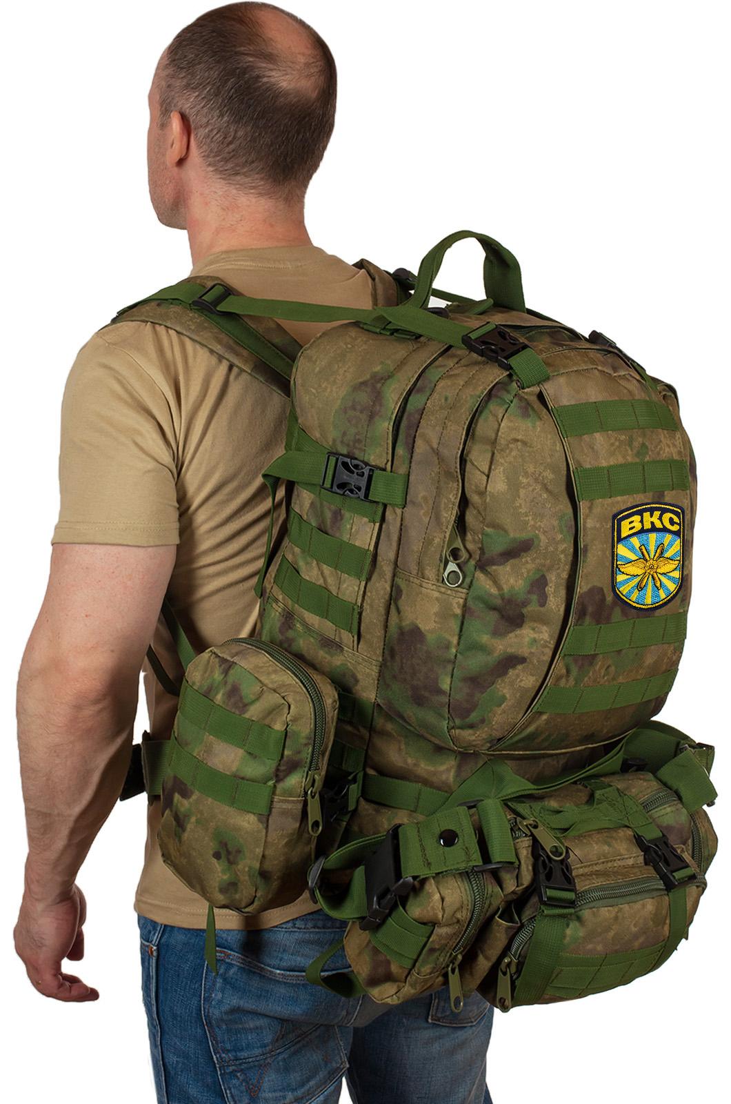 Большой рюкзак трансформер – милитари расцветка