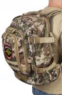 Штурмовой эргономичный рюкзак с нашивкой Полиция России
