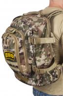 Штурмовой камуфляжный рюкзак с нашивкой ВМФ - купить выгодно