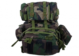 Штурмовой камуфляжный рюкзак US Assault СПЕЦНАЗ - купить в розницу