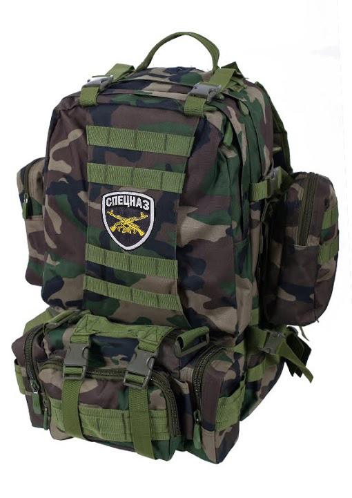 Штурмовой камуфляжный рюкзак US Assault СПЕЦНАЗ - купить по низкой цене