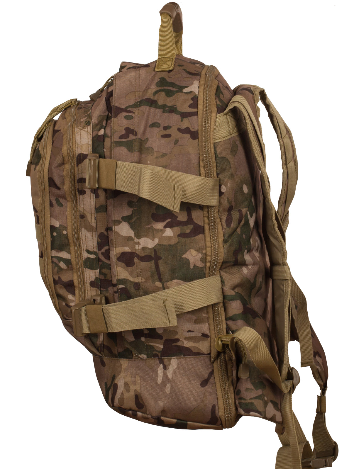 Штурмовой мужской рюкзак с нашивкой ДПС - заказать онлайн