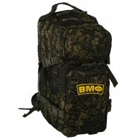 Штурмовой практичный рюкзак с нашивкой ВМФ - купить выгодно