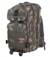 Штурмовой рюкзак камуфляжа ACU на 15-20 л