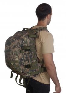 Штурмовой рюкзак камуфляжа Digital Woodland - заказать онлайн