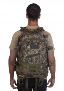 Штурмовой рюкзак камуфляжа Digital Woodland - по лучшей цене