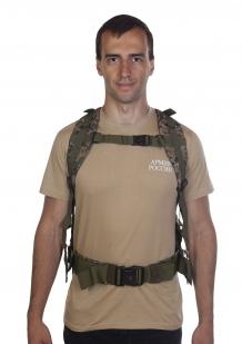 Штурмовой рюкзак камуфляжа Digital Woodland с доставкой
