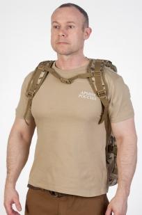 Штурмовой рюкзак морпеха с эмблемой МВД оптом в Военпро