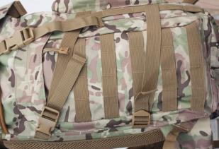 Штурмовой рюкзак морпеха с эмблемой СССР