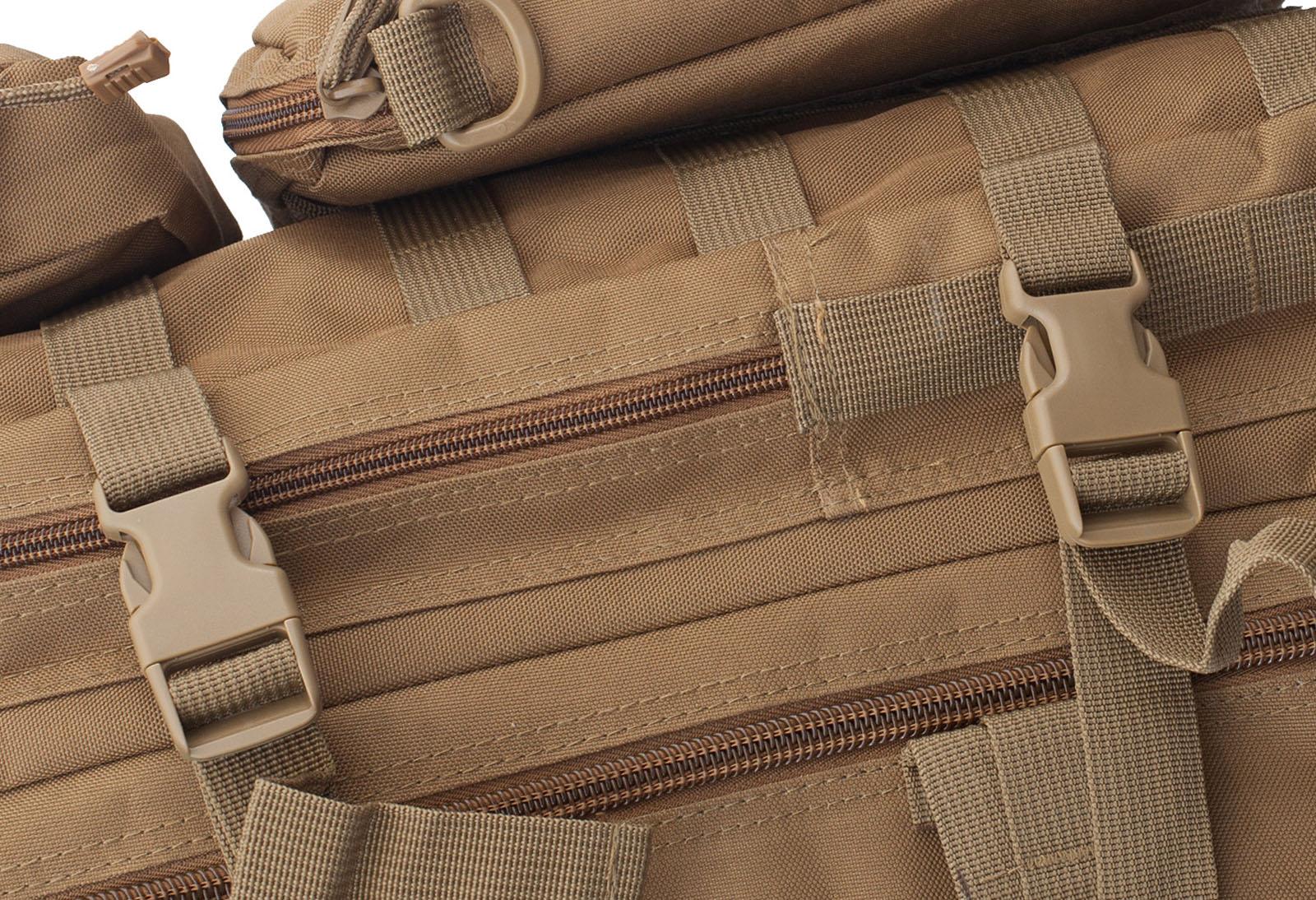 Штурмовой рюкзак с подсумками (30 литров, койот)