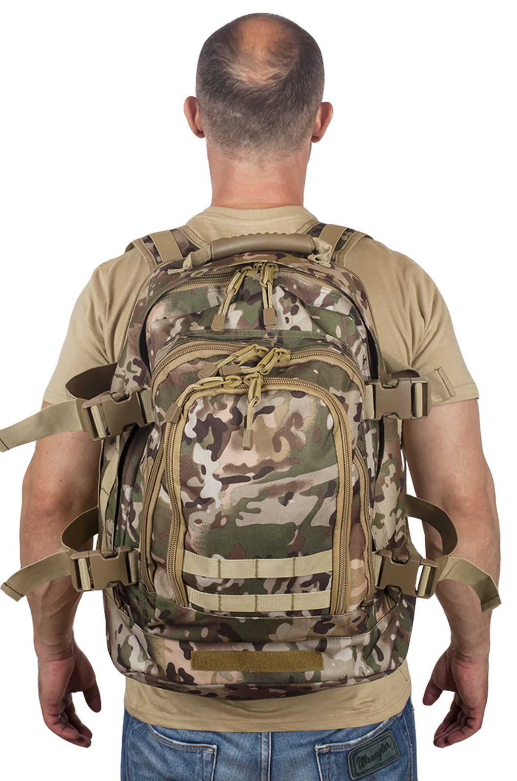 Купить штурмовой рюкзак спецназа 3-Day Expandable Backpack 08002B OCP