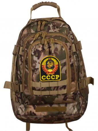 Штурмовой рюкзак спецназа 3-Day Expandable Backpack 08002B OCP с эмблемой СССР